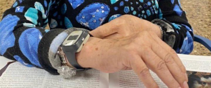 Exposición lumínica en ancianos con demencia
